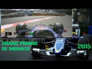 Формула 1.Гран-При Монако 2015. Краткий Обзор Гонки.