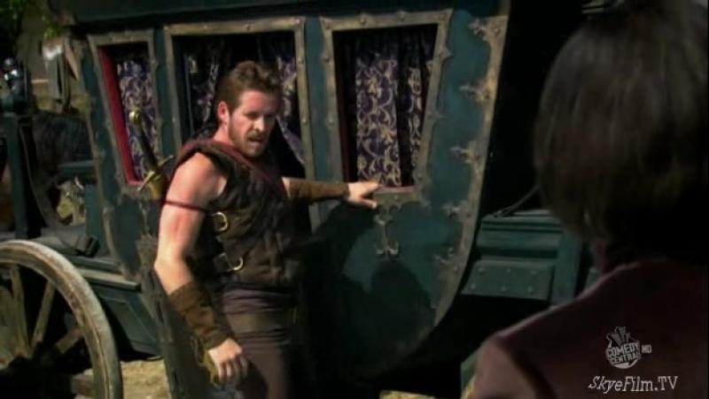 Крод Мандун и огненный меч 1 сезон 2 серия