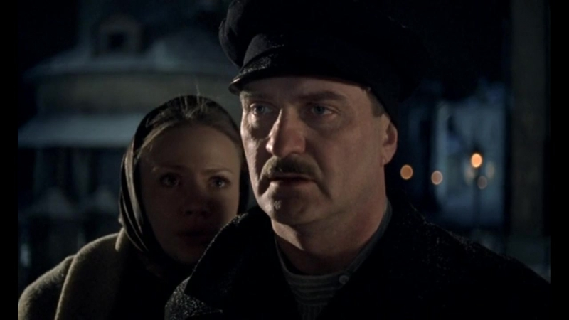 Гибель империи (2005). Финальный поединок капитана Костина с революционными солдатами