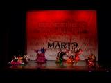 Танцы народов мира. Цыганский - выступление на Отчетном концерте 2013г. в школе МАРТЭ .