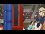 Волейбол / Haikyuu!! - 2 сезон 18 серия (Озвучка) [Jam]