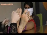 Priya Kidnapped and Feet Tickled