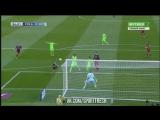 Барселона 6:0 Хетафе. Туран. 57 минута