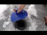 щука на жерлицы в башкирии. первый лед 20.11.15 (2)