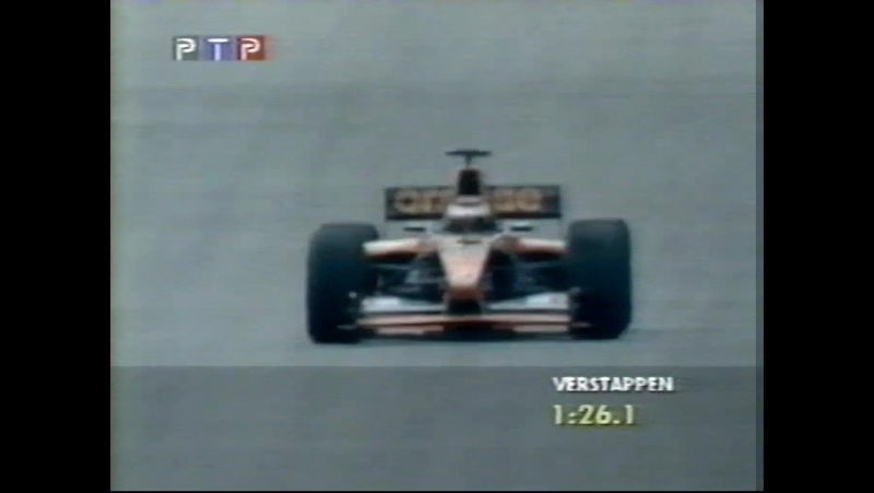 F1 2001. Гран-при Малайзии. Квалификация