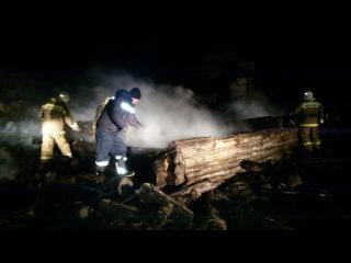 Будьте осторожны с огнём и бытовыми приборами! В Татарстане на пожаре погибли шесть человек.