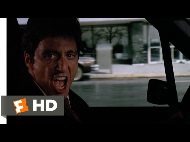 Scarface (1983) - No Wife, No Kids Scene (68) | Movieclips
