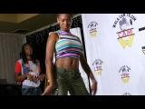 Walacam Tv - Hip Roll Battle - Latrice vs. Janae -Pt. 1 (NEW DANCERS)