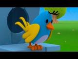 Мультики Детям - Мусти - Птенцы