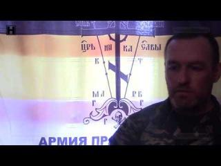 «Агуз» о первых боях за Луганск и о пленении преступницы Савченко (часть#3)
