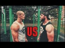 Street Workout VS Power Street Artist - Czech Strength Wars 4
