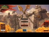 World of Warcraft: Mists of Pandaria Login Screen