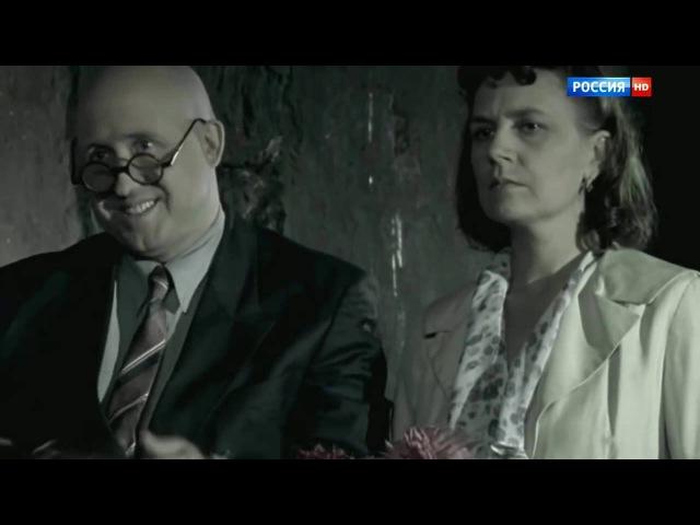 Фрагмент фильма Ликвидация. Бандиты нарываются на разведчиков.