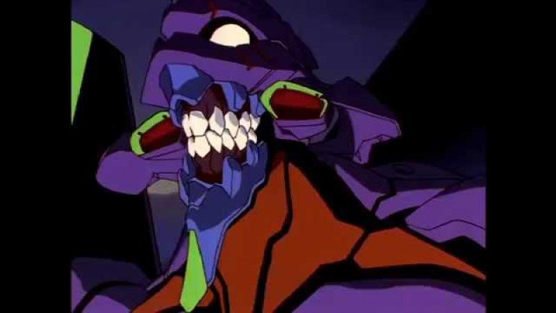 The scream of Eva, the AMV (Anime Music Video) (Neon Genesis Evangelion tribute)