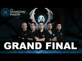 SECRET Liquid - SUPREME Shanghai Major Grand Final - Dota 2
