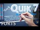 Настройка биржевого терминала Квик 7 версии для спекулятивной торговли Фьючерс на Индекс РТС