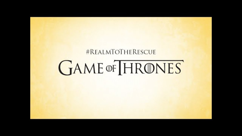 Join Game of Thrones Cast and the IRC to Help Refugees