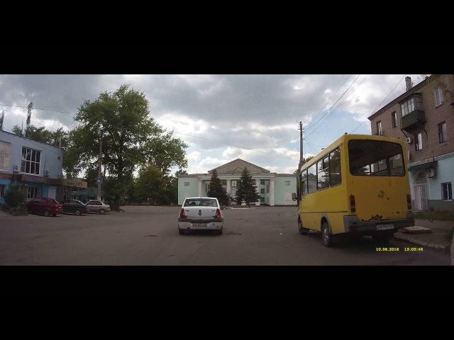 Зеленый – Объединенный – Зеленый, Макеевка, ДНР