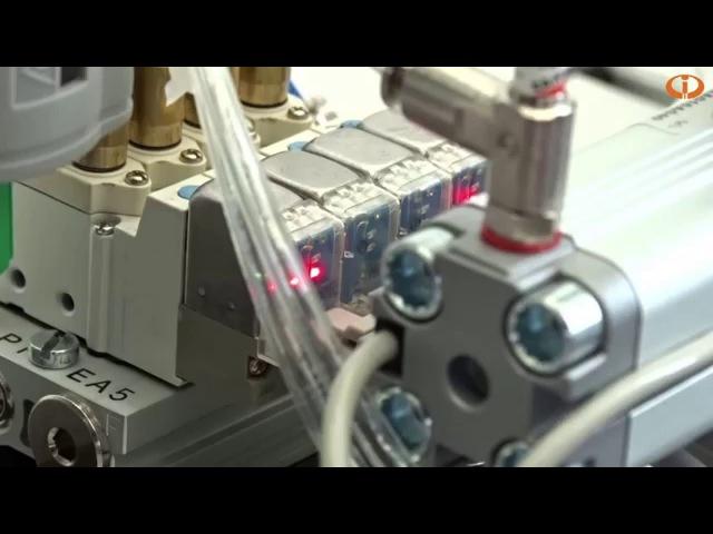 Мехатронный модуль/Мехатроника. Сортировочный конвейер. Дидактические Системы.