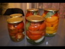Рецепт Пальчики оближешь . Маринованные томаты.