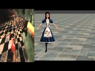 AMR: Alice madness returns BETA - Alice Beta Model by o0Crofty0o