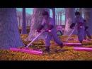 Видео к мультфильму «Белки в деле»