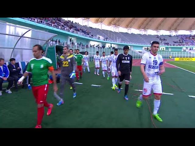 ALTYN ASYR FC vs AL WEHDAT AFC Cup 2016 Group Stage