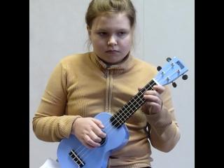 Разоренная Юлия, 10 лет.