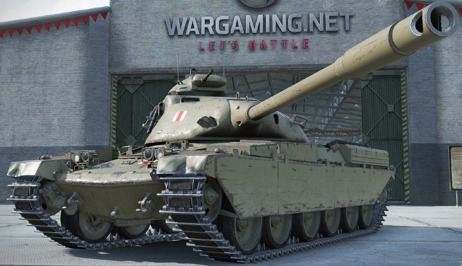 Тема на рабочий стол world of tanks