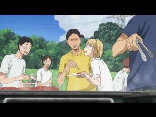 Волейбол!! ТВ-2 / Haikyuu!! 2 сезон 11 серия [JAM]