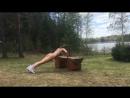 Видео тренировки Карины Зверевой
