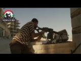 СИРИЯ-НАЁМНИК ССА ПОЛУЧИЛ ПУЛЮ В ГОЛОВУ Syrian Civil War