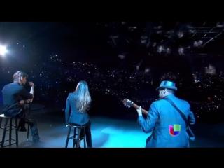 Enrique Iglesias ft India Martinez - Loco @ Latin Grammy (En Vivo) (2013)