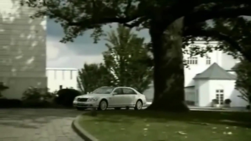 Maybach Zeppelin commercial (144p HD)