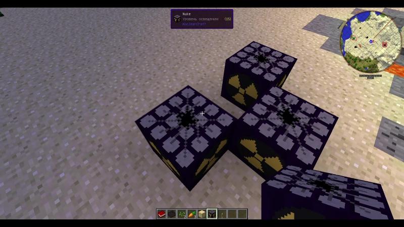Minecraft 1.7.10 тест сервера Afterworld.tk