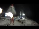 Успешный пуск новой ракеты-носителя «Союз-2.1В» с космодрома Плесецк