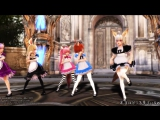 [MMD] TERA elin - Carry Me Off 【ElinsDance】