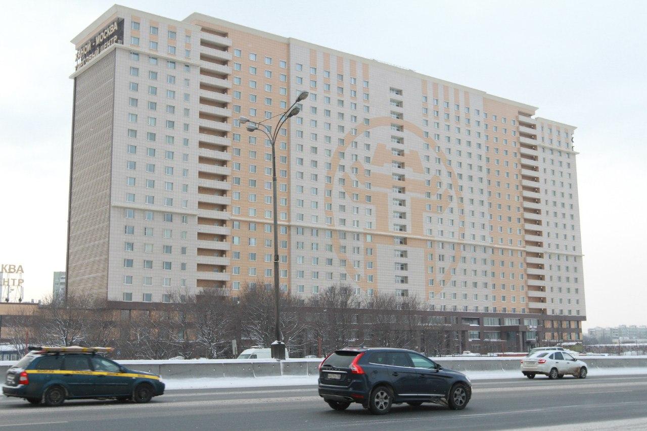 Председатель Мосгосстройнадзора сообщил о планах по строительству съезда с МКАД у Ярославского шоссе
