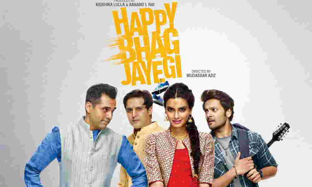 Happy Bhag Jayegi Torrent Download Hindi Movie 2016