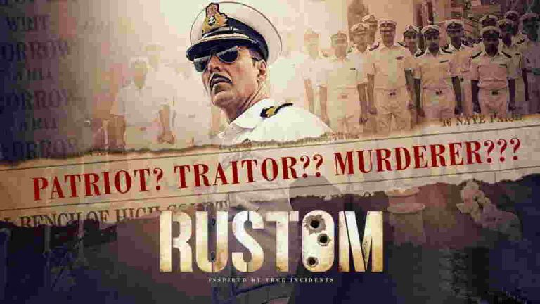 Download Rustom Torrent Hindi Movie 2016