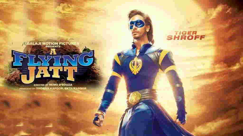 A Flying Jatt Torrent Download Hindi Movie 2016
