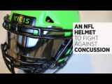 A New Helmet For The NFL's Concussion Problem
