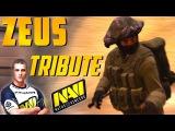 CSGO - Na'Vi Zeus TRIBUTE (Farewell)