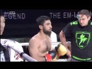 Marat Grigorian vs Steve Moxon - Emei Legend 9