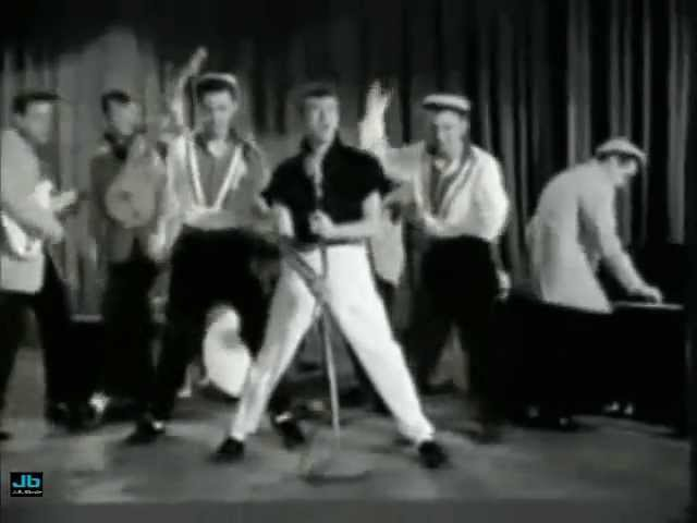 Gene Vincent the Blue Caps - Lotta lovin' 1957