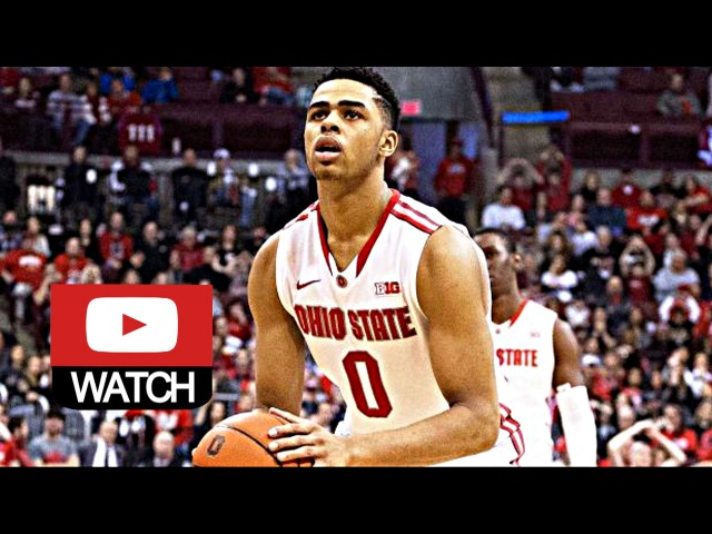 D'Angelo Russell Full Highlights 11.14.2014 Vs Umass - 16 Pts, 6 Ast, 3 Stls, OHIO DEBUT!!