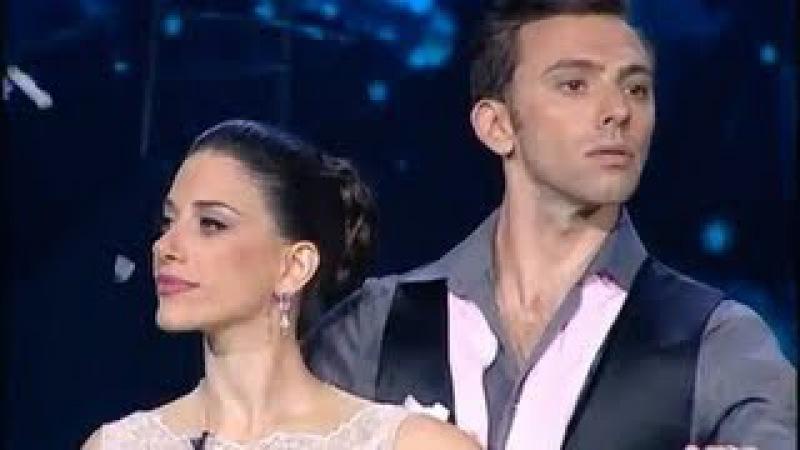 Anton Lapidus and Dana Adini - I put a spell on you - Waltz DWTS