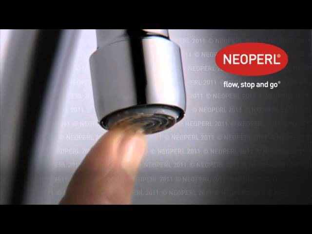 Limescale Protection Neoperl Cascade SLC Faucet Aerator