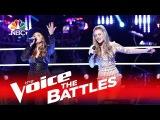 The Voice 2016 Battle - Alisan Porter vs. Lacy Mandigo
