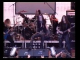 Dark Fortress - Crimson Tears (live @ Party.San 2003) w Azathoth !!!